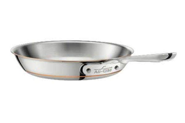 """All-Clad 8"""" Copper Core Stainless Steel Fry Pan - 8700800022"""