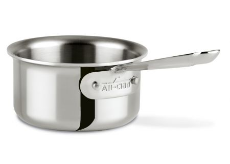 All-Clad Stainless 1/2 Qt. Butter Warmer - 8701004405