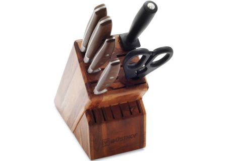 Wusthof Epicure 7 Piece Knife Block Set - 8872