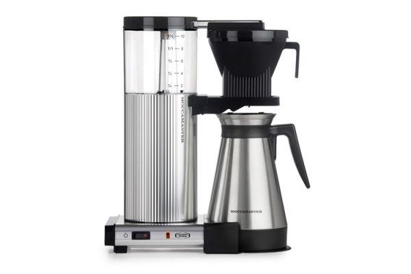 Technivorm Moccamaster Polished Silver Coffee Maker  - 89912