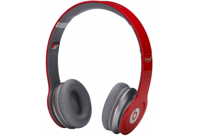 Beats by Dr. Dre - BT ON SOLOHD RED - Headphones