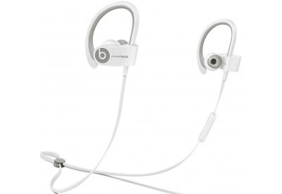 Beats By Dr. Dre Powerbeats2 Wireless White In-Ear Headphones - MHBG2AM/A