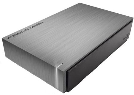 Lacie - 9000384 - External Hard Drives