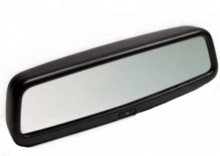 "Brandmotion 3.5"" Slimline OEM Color Display Rear-View Mirror  - 9002-9608"