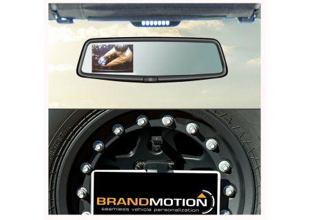 Brandmotion - 9002-8846 - Mobile Rear-View Cameras