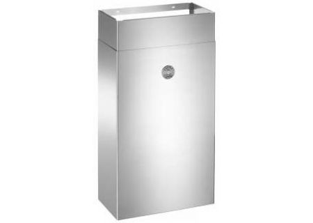 """Bertazzoni Stainless Steel Medium Duct Cover For 36"""" to 48"""" Professional Series Hoods  - 901263"""