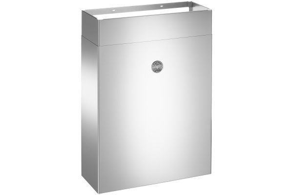 """Large image of Bertazzoni 30"""" Stainless Steel Duct Cover - 901266"""