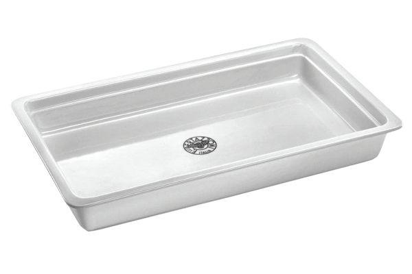"Large image of Bertazzoni Porcelain Tray for 30"" Ranges - 901272"