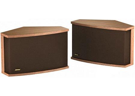 Bose - 901WALNUT - Stereo Speaker Packages