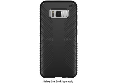 Speck Presidio Grip Black Galaxy S8+ Case - 90257-1050