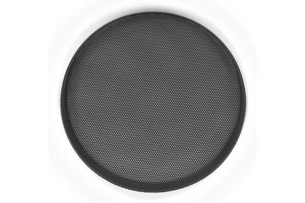 """Large image of JL Audio 8"""" Black Steel-Mesh Grille Insert - SGR-8"""