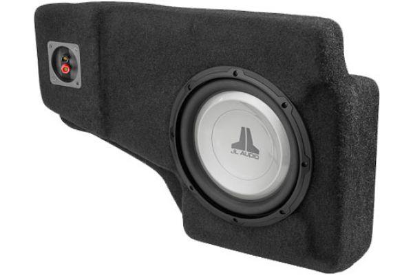 JL Audio Ford Expedition Black Subwoofer Stealthbox - 90942