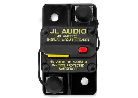 JL Audio 40 Amp Marine Circuit Breaker - XMD-MCB-40