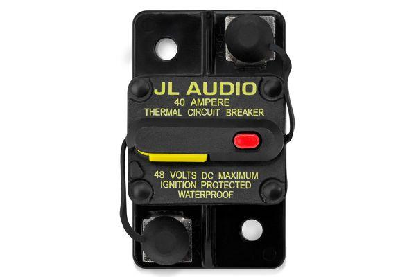 Large image of JL Audio 40 Amp Marine Circuit Breaker - XMD-MCB-40