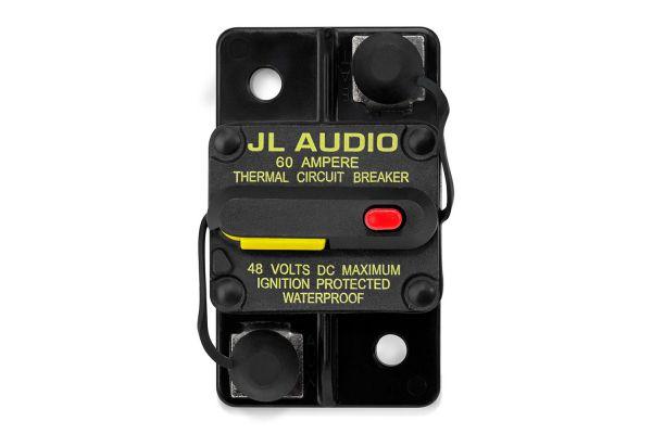 Large image of JL Audio 60 Amp Marine Circuit Breaker - XMD-MCB-60