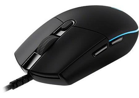 Logitech Pro Black Gaming Mouse - 910-004855