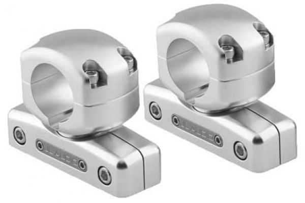 JL Audio Enclosed Speaker System Swivel Mount Fixture Mounting Clamps - M-SWMCPV3-1.660