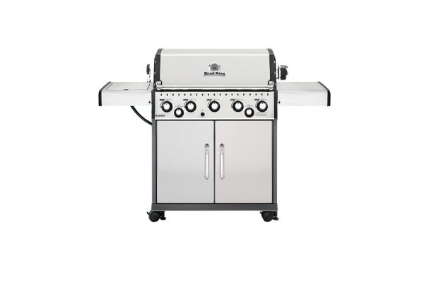 Broil King Baron 590 S Stainless Steel Liquid Propane Gas Grill  - 923584