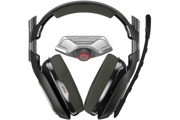 Astro A40 Black/Olive TR Headset + MixAmp M80 For Xbox One - 939-001513