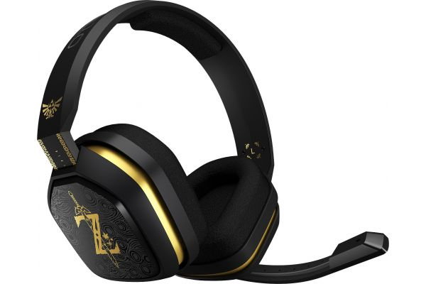 Astro A10 Zelda: Breath Of The Wild Wired Headset For Switch - 939-001706