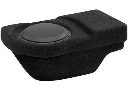 JL Audio Stealthbox For Dodge Ram Quad Cab And Crew Cab - SB-D-QDRAM/10W3V3