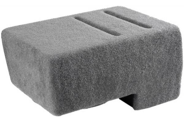 JL Audio Stealthbox For 2006-2014 Honda Ridgeline With Gray Interior - SB-H-RIDGLNE/10W3V3/GA