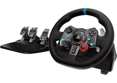 Logitech - 941-000110 - Video Game Racing Wheels, Flight Controls, & Accessories