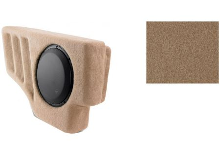 JL Audio Chevrolet And Buick Beige Subwoofer Stealthbox - SB-GM-TRLBLZR/10W3V3/TN