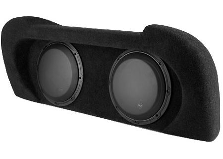 JL Audio Nissan 350Z Black Subwoofer Stealthbox - 94150