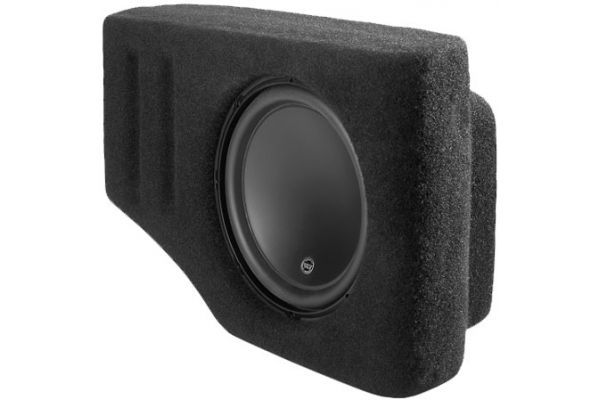 JL Audio Stealthbox For 2005-2015 Xterra - SB-N-XTERR2/12W3V3