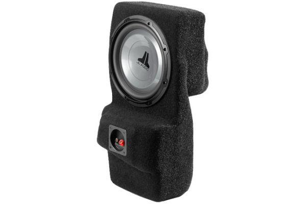 JL Audio Stealthbox For 2000-2006 BMW X5 - SB-B-X5/10W1V3