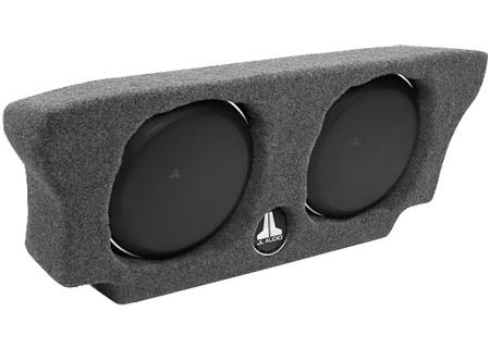 JL Audio - 94283 - Vehicle Specific Sub Enclosures