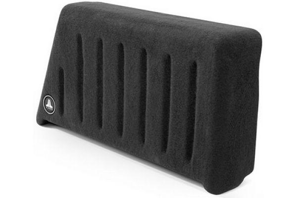JL Audio Stealthbox For 2007-2012 Jeep Wrangler Unlimited - SB-J-UNLTD4D/13TW5V2/BK