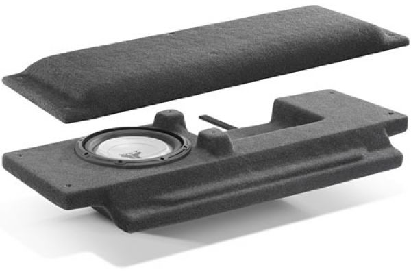 JL Audio Jeep Wrangler Grey Subwoofer Stealthbox - 94513