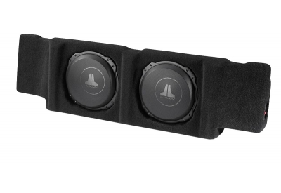JL Audio - SB-GM-SLVCRW/10TW3 - Vehicle Specific Sub Enclosures