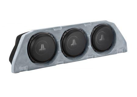 JL Audio Stealthbox For 2010-2015 Chevrolet Camaro - SB-GM-CTRIP/10TW3/UF