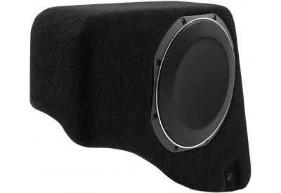 JL Audio - SB-J-WRU/DRIVER/10TW1/BK - Vehicle Specific Sub Enclosures
