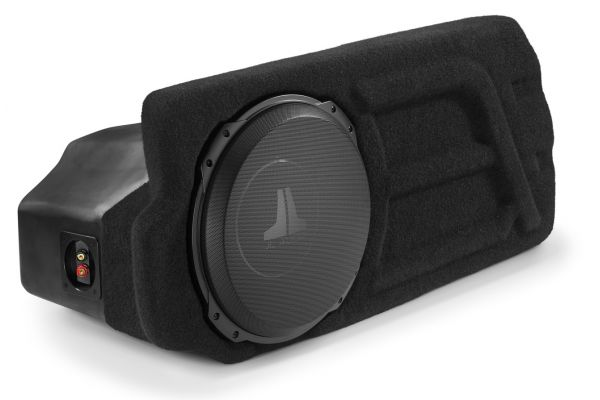 JL Audio Stealthbox For 2016-Up Chevrolet Camaro - SB-GM-CAM6G/12TW3