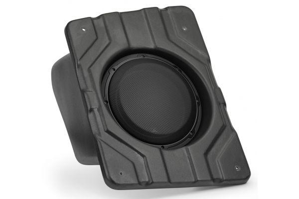 JL Audio Stealthbox For 2017-Up Polaris Slingshot (Passenger Side) - SB-POL-SLINGSUBP/10W3V3-4