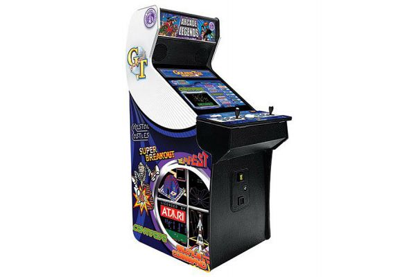 Large image of Chicago Gaming Company Arcade Legends 3 Video Game Arcade Machine - 9500-3