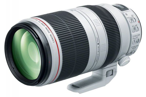 Large image of Canon EF 100-400mm f/4.5-5.6L IS II USM Lens - 9524B002