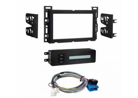 Metra Car Stereo Matte Black Mounting Kit - 953303B