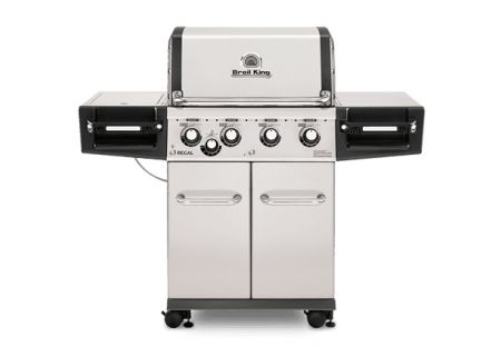 Broil King Regal S440 Pro Stainless Steel Natural Gas Grill  - 956327