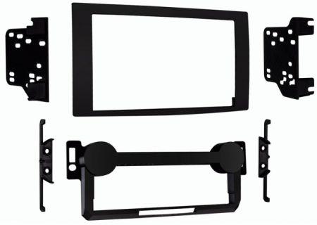 Metra Black Stereo Installation Kit - 95-6533B