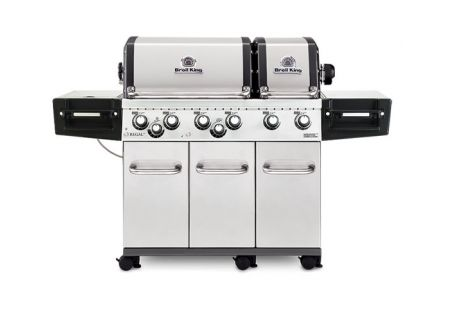 Broil King Regal XLS Pro Stainless Steel Natural Gas Grill  - 957347