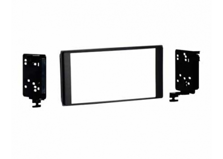 Metra Black Car Stereo Installation Mount Kit - 958905B