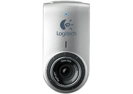 Logitech - 960-000043 - Web & Surveillance Cameras