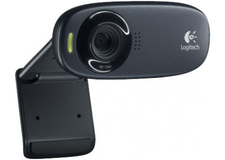 Logitech - 960-000585 - Web & Surveillance Cameras