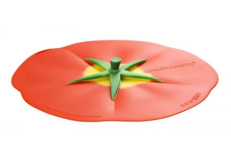 "Charles Viancin 6"" Tomato Air-Tight Silicone Lid - 9609"
