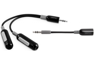 Griffin - 9693-IPSMSHRB - iPod A/V Adapters & Cables